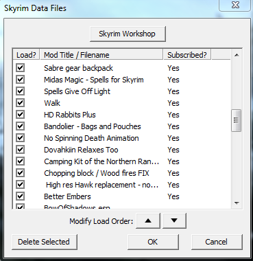 Skyrim World - SimHQ Forums