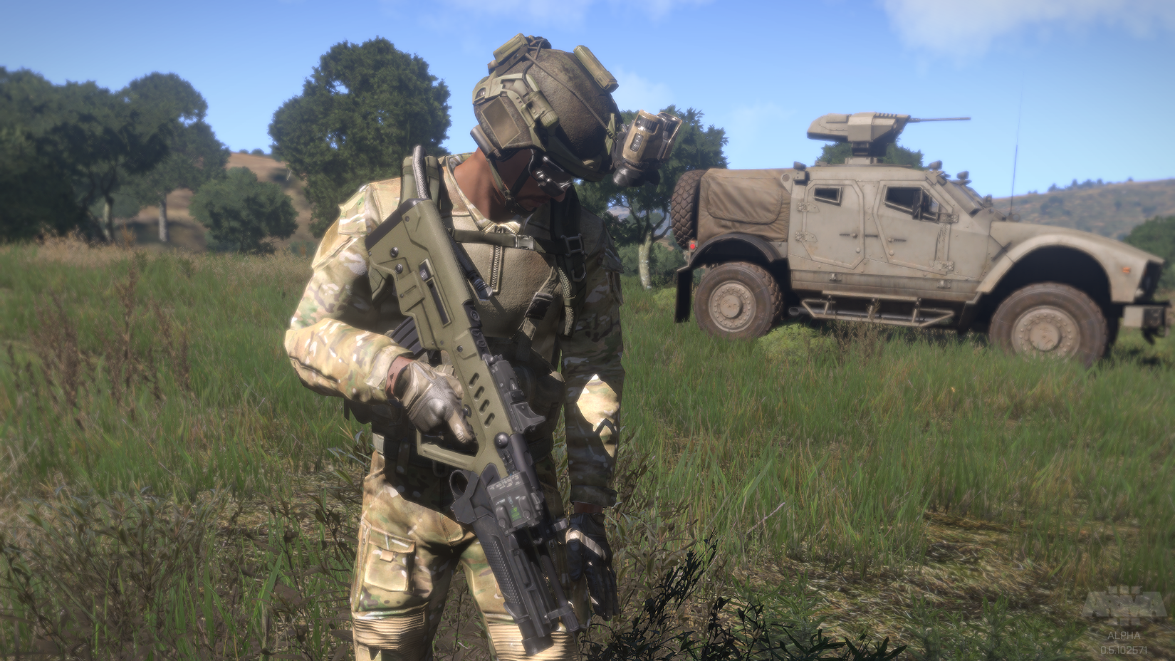 ARMA3 weapons - SimHQ Forums