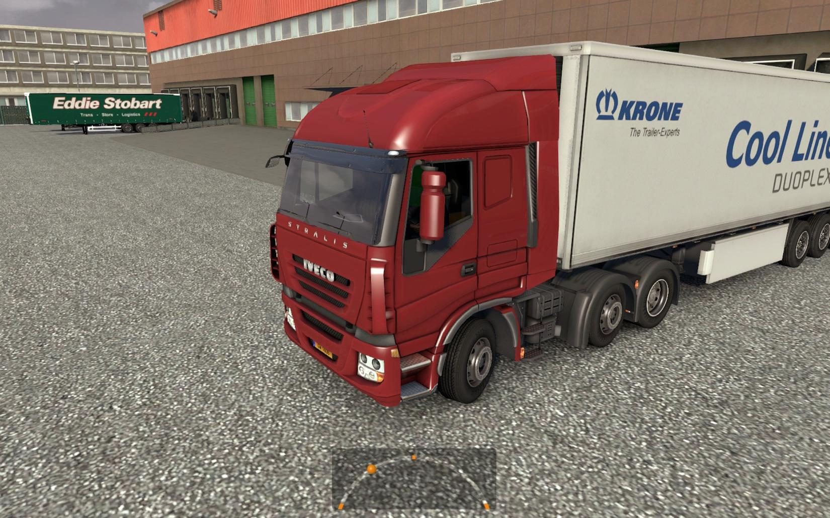 Euro Trucks 2 Simhq Forums Daf 105 Electrical Wiring Diagram Auto Repair Manual Forum Heavy For A They Released The Tsm 20 Map And I Had To Restart All Over Again Now Saving Up Money As Hired Driver Til Can Buy My Own Truck