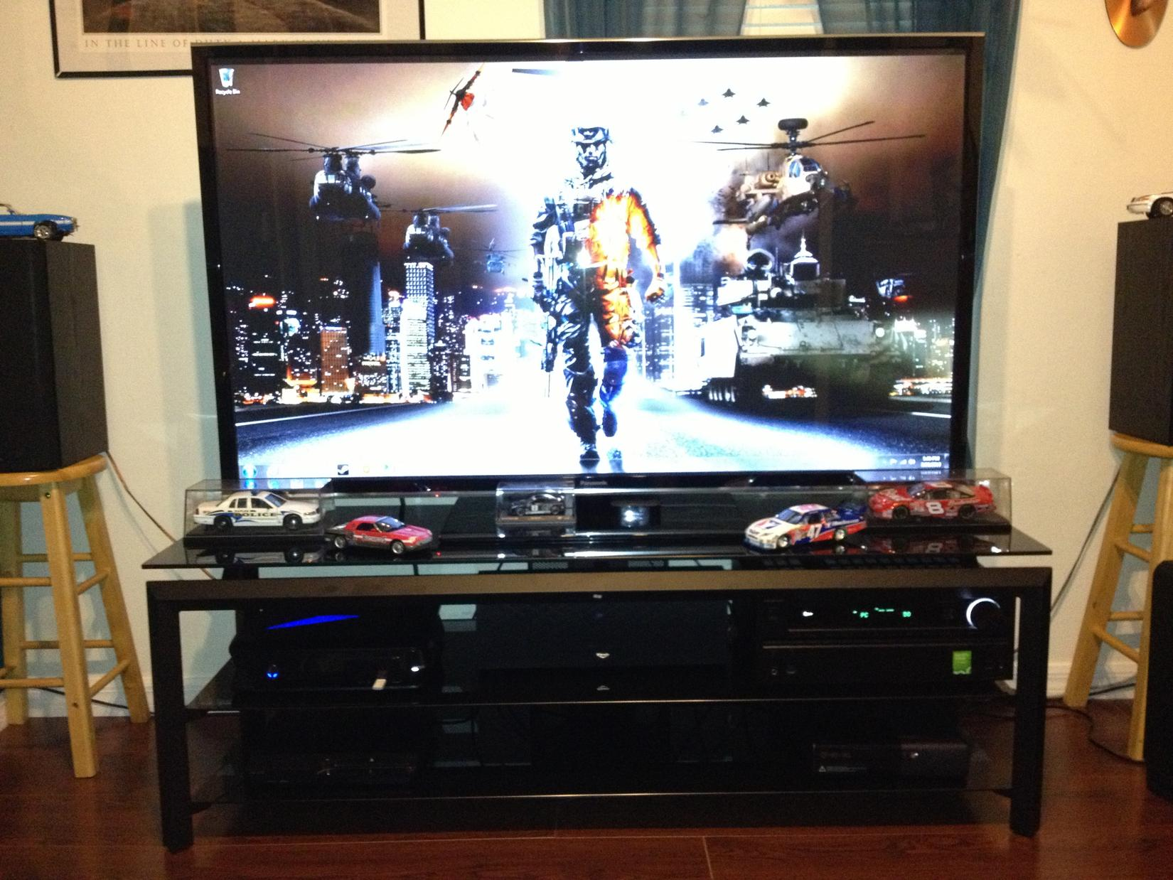 Man Caves For Xbox One : Man cave build pics in progress simhq forums