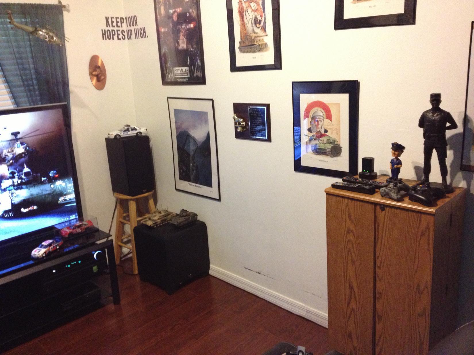 Man Cave Xbox : Man cave build pics in progress simhq forums