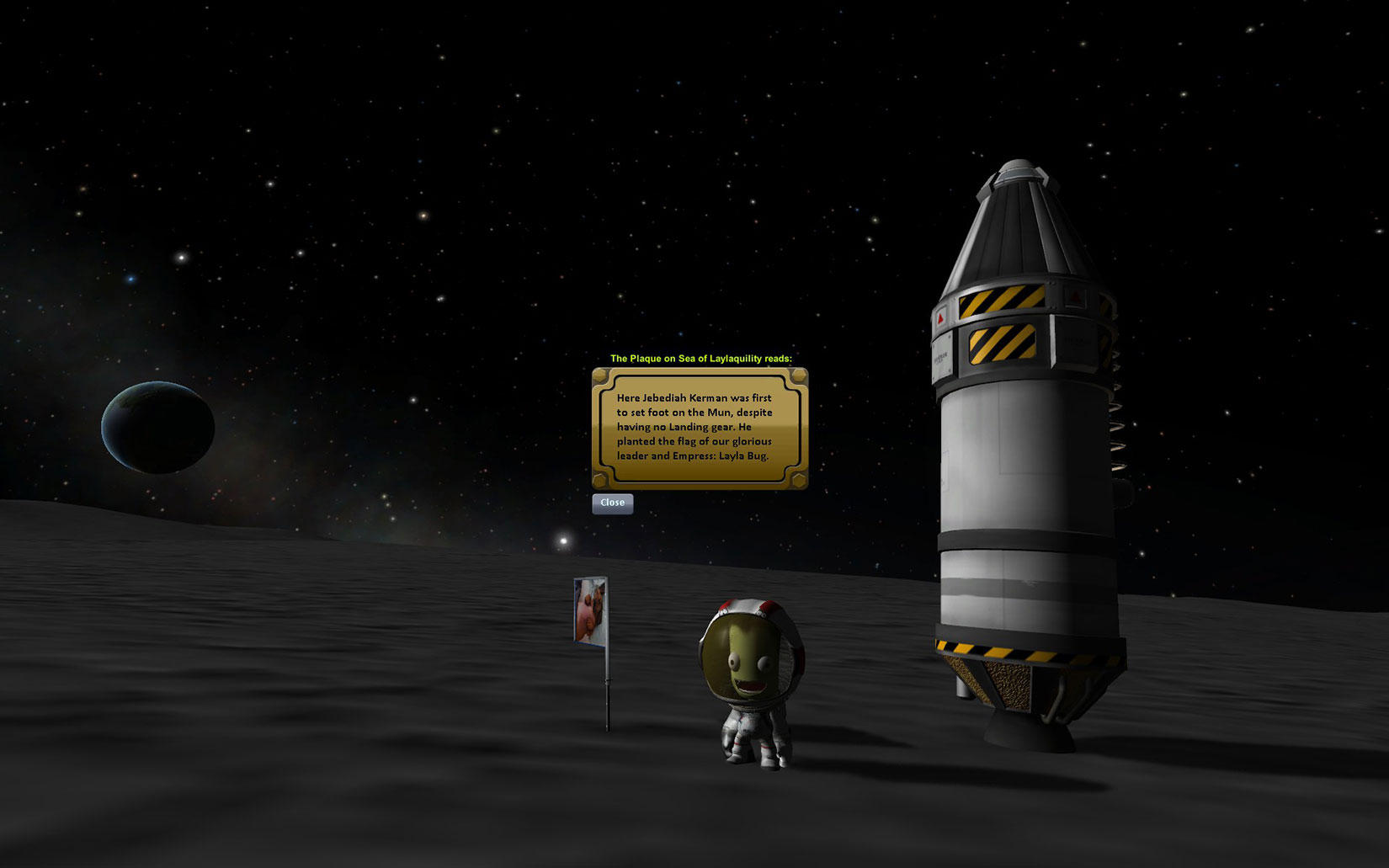 Plant Flag Kerbal Space Program (page 2) - Pics about space
