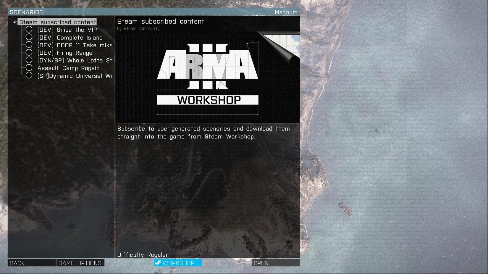 Dynamic Universal War System (ArmA3 beta) - SimHQ Forums