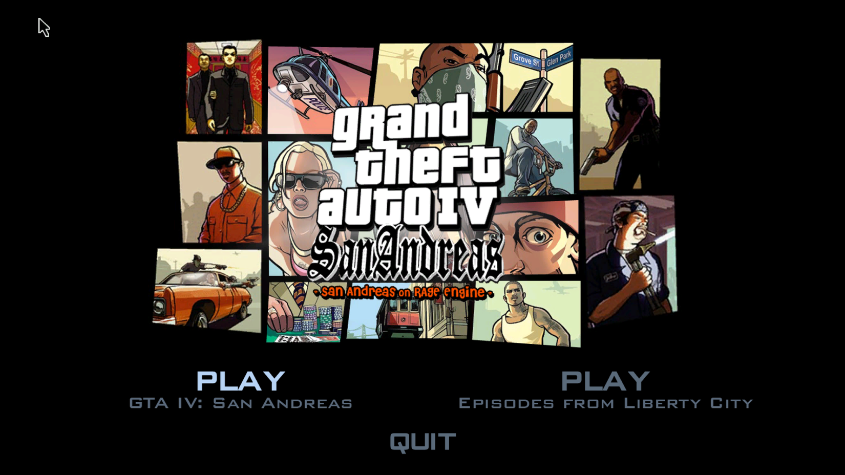 Grand Theft Auto IV: San Andreas - SimHQ Forums