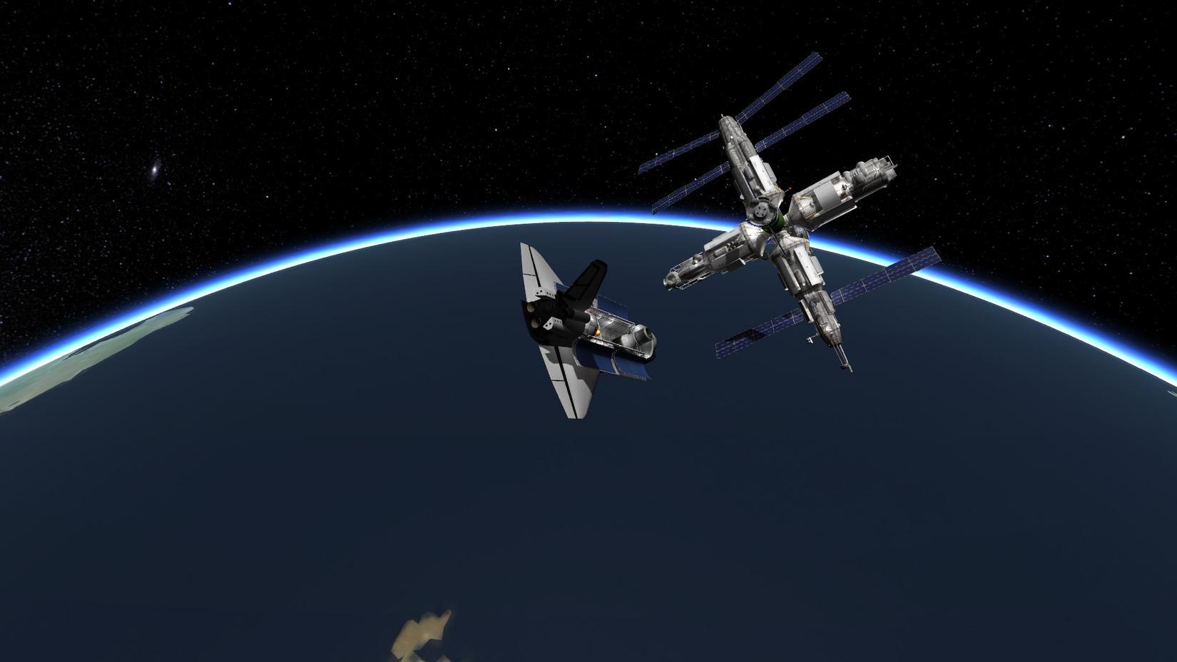 ksp space station mir - photo #3