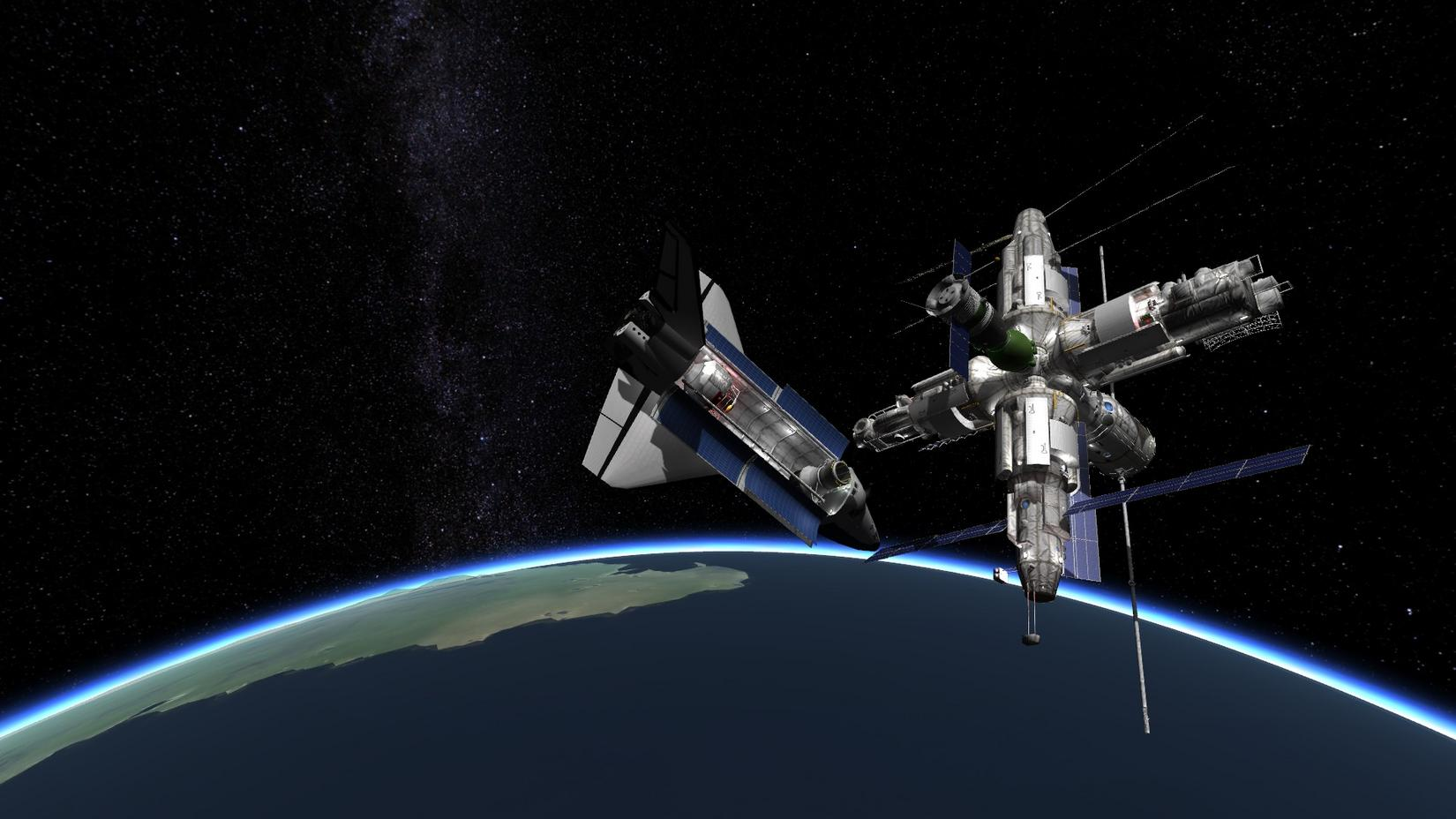 Play Kerbal Space Program Demo - Pics about space