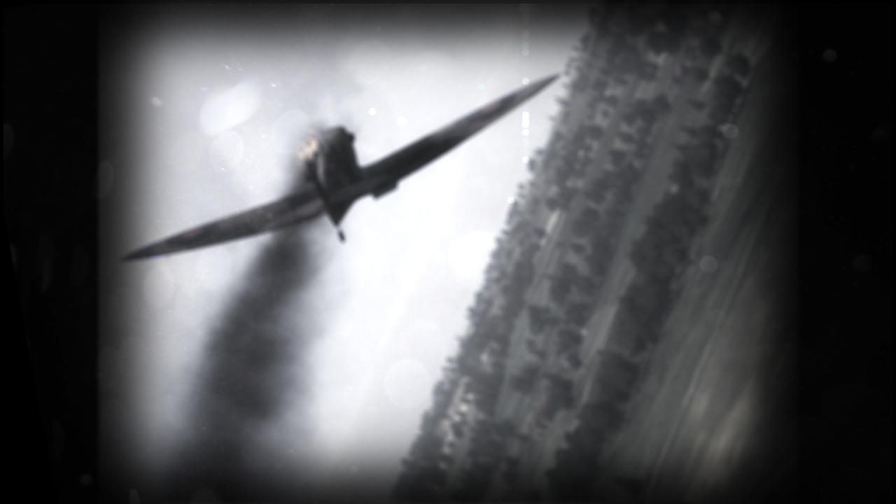 Camera Gun Camera Footage luftwaffe gun camera footage il 2 cliffs of dover screenshot bf 109 from made using the team fusion mod