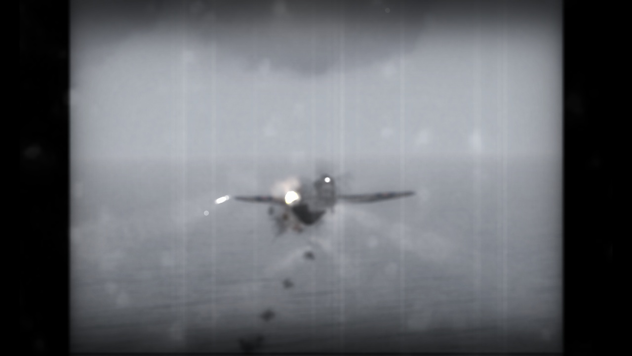 Luftwaffe Gun Camera Footage - IL-2 CLIFFS OF DOVER - - SimHQ Forums