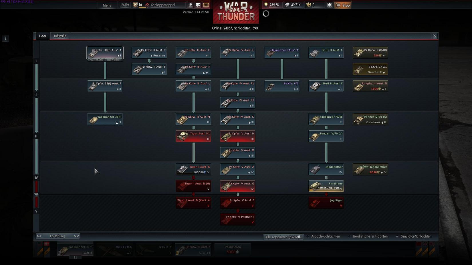 System world of tanks