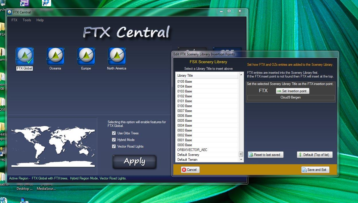 how to delete ftx central