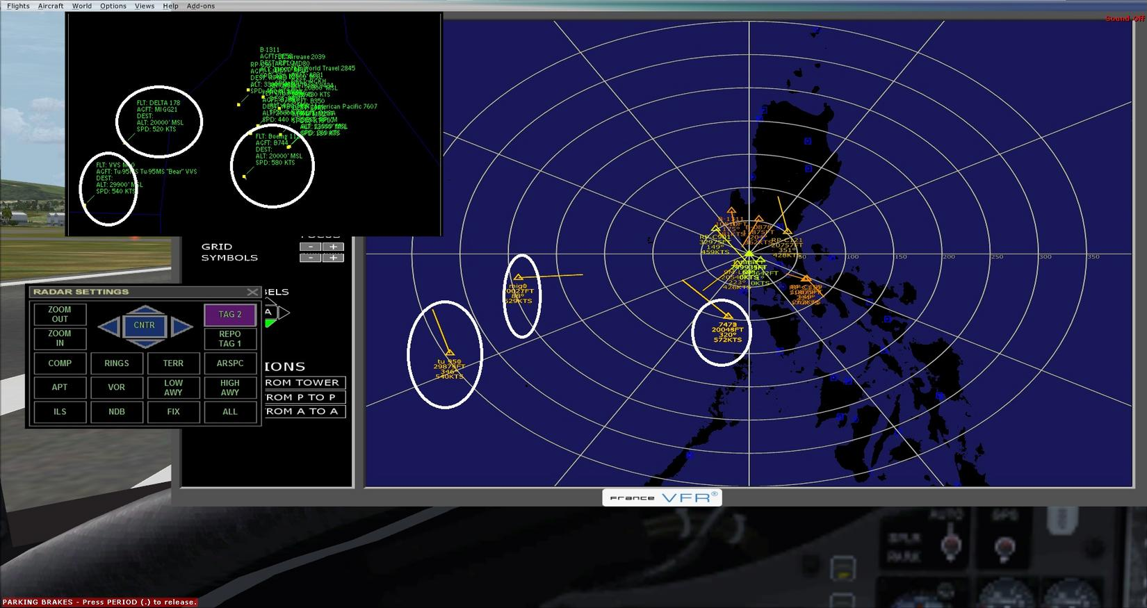 FSX radar - SimHQ Forums