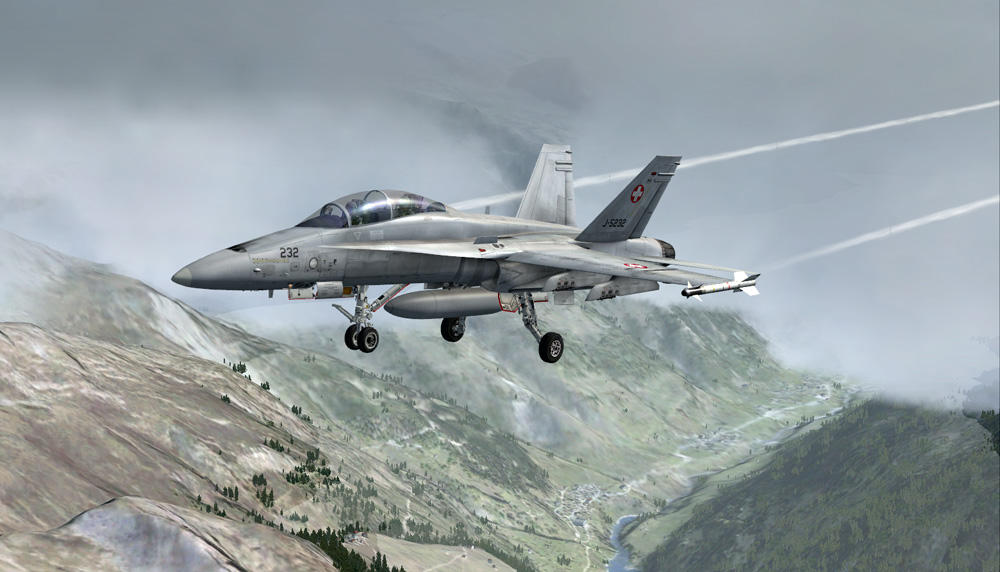 The Most Impressive Scenery I've Ever Seen In A Flightsim - SimHQ Forums