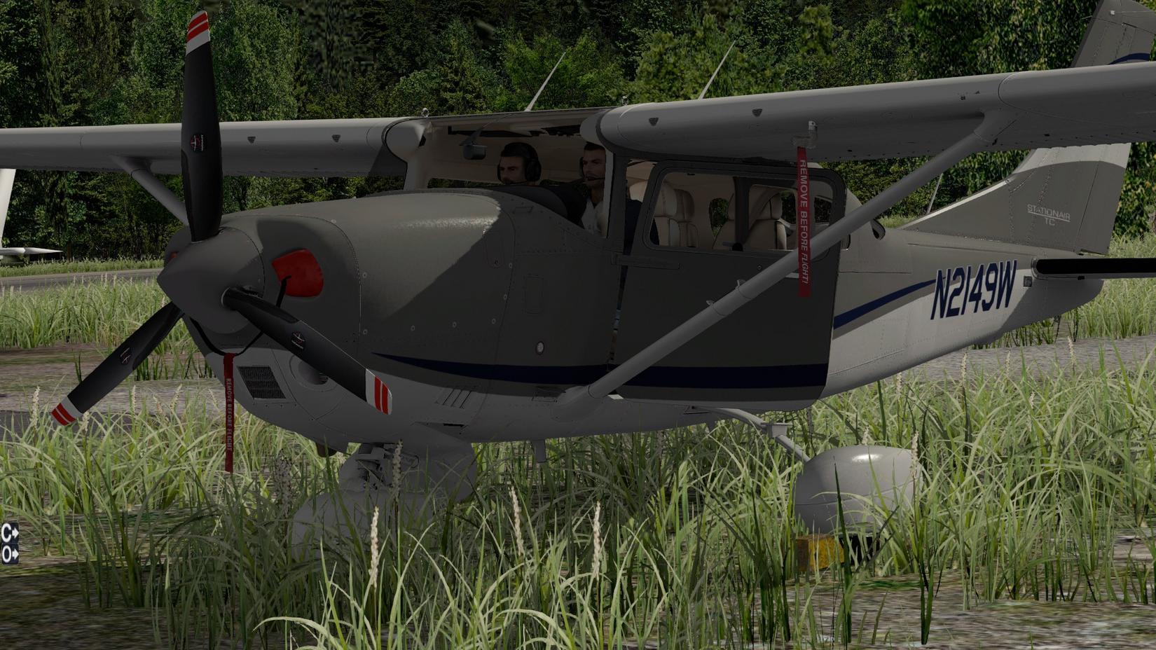 Carenado Cessna 206 X-Plane 10 - SimHQ Forums