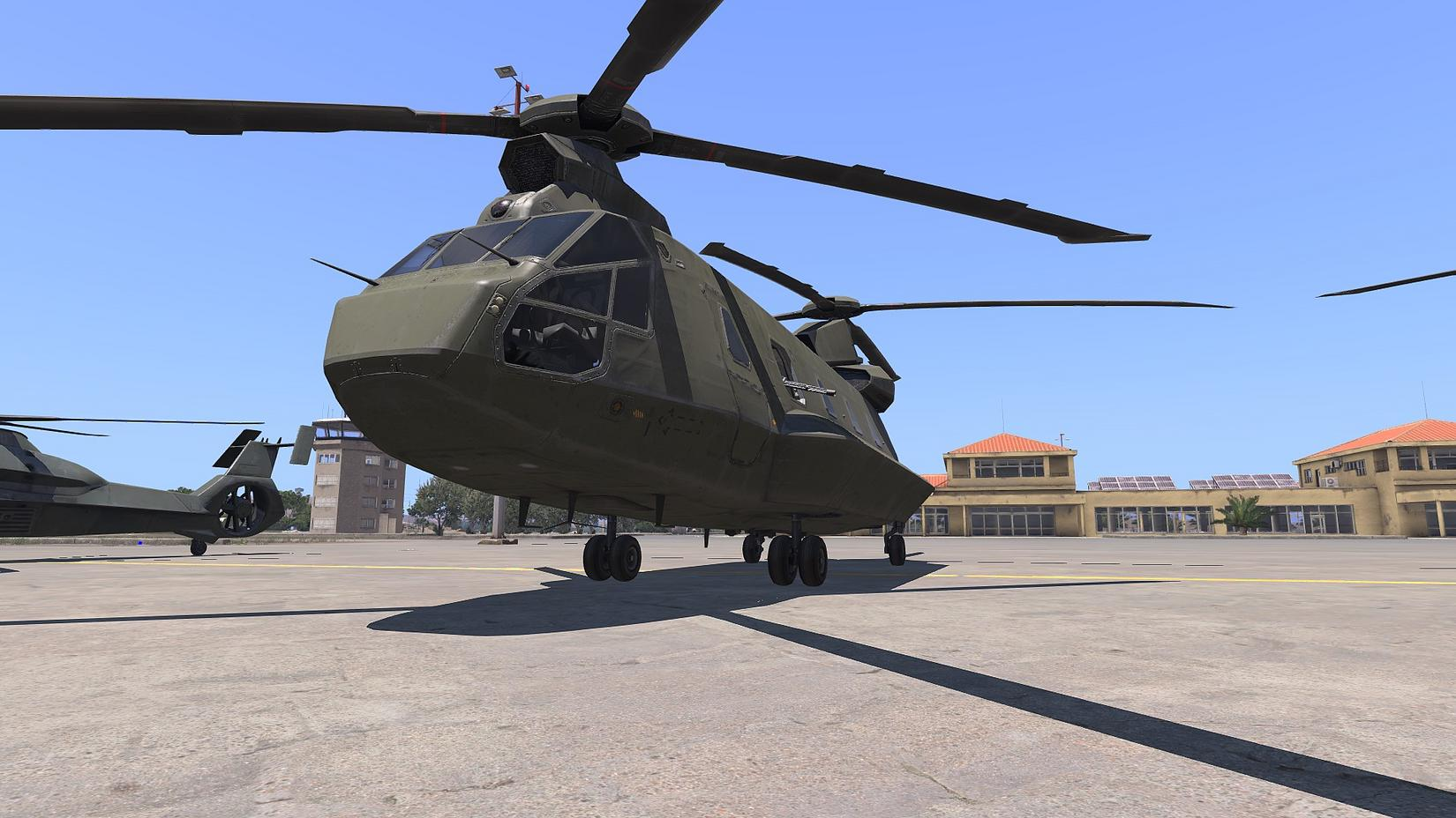 Arma 3: New Helis! - SimHQ Forums