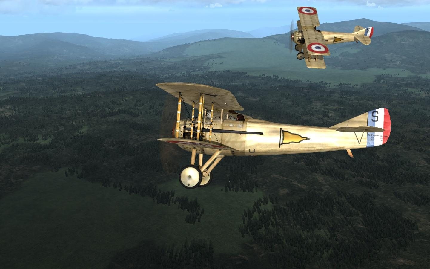 Wings over Flanders Fields - SimHQ Forums