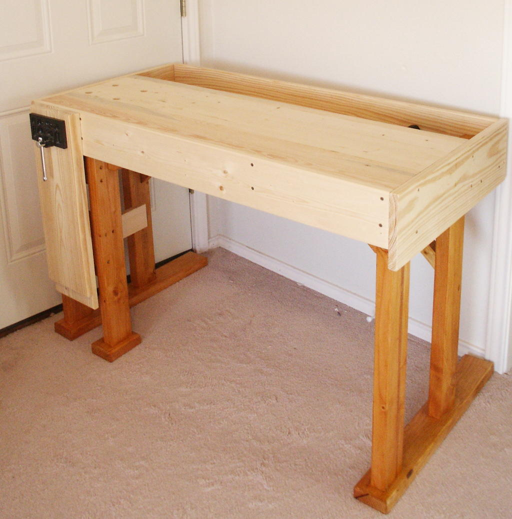 Enjoyable Building A Woodworking Hobby Bench Simhq Forums Onthecornerstone Fun Painted Chair Ideas Images Onthecornerstoneorg