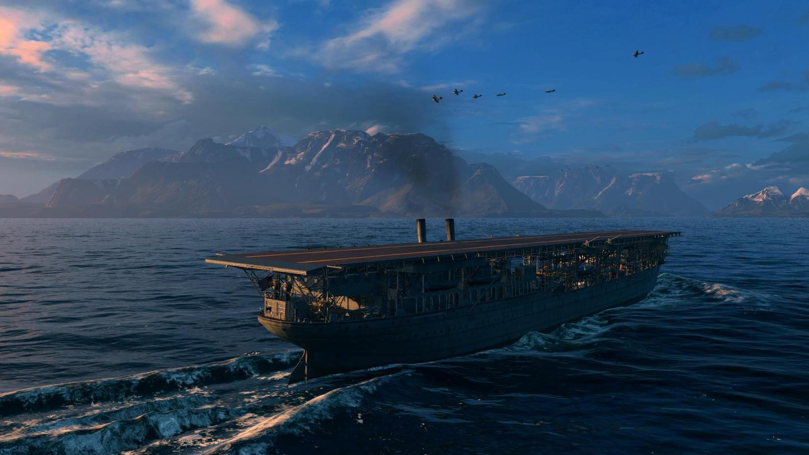world of warships closed beta test