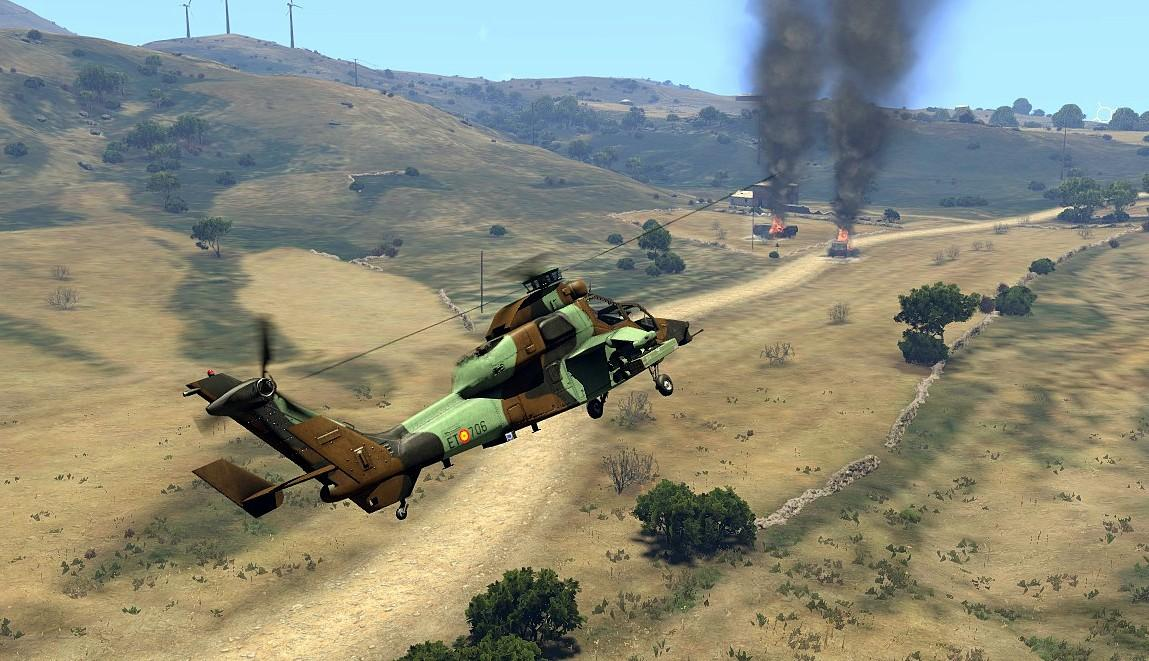 Arma 3 Heli action - SimHQ Forums