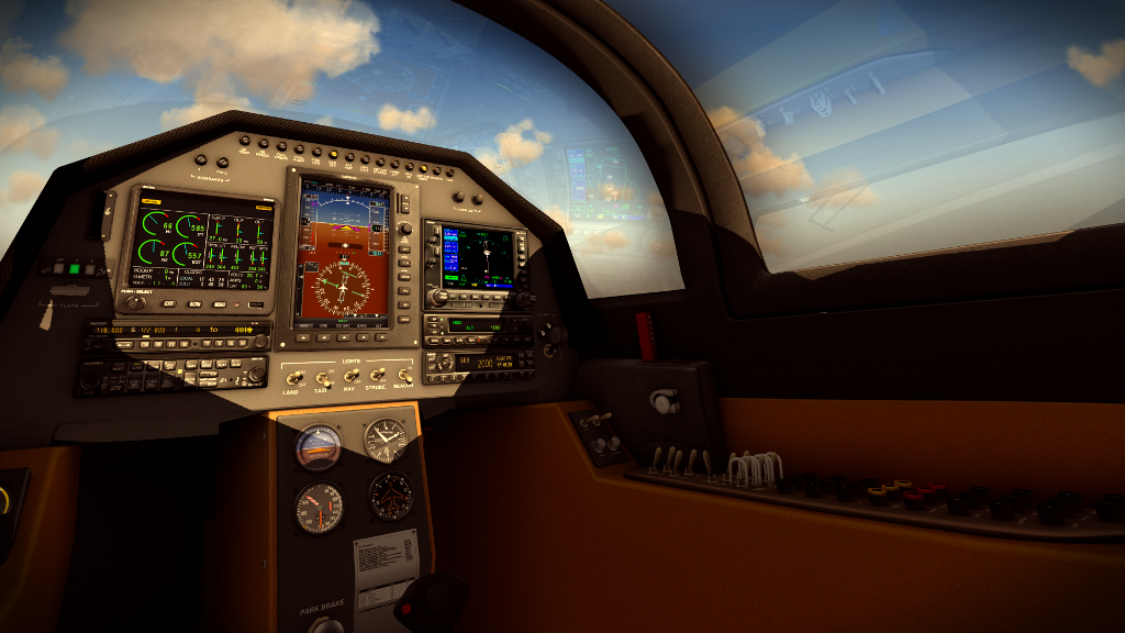 Flying with ViperJet LXR - SimHQ Forums
