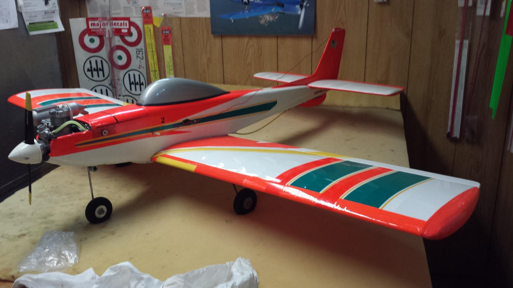 Classic RC plane - SimHQ Forums