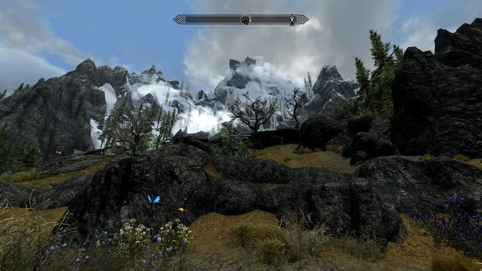 OT: Skyrim heavily modded and with higher textures - SimHQ