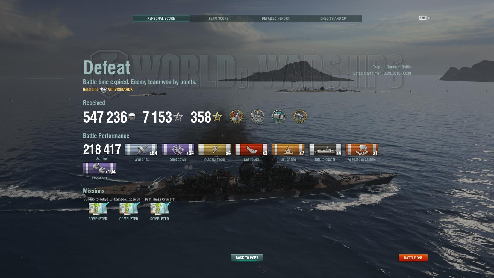 Nagato and myself brawling in mid cap, Atago on my opposite side, DD with  the Nagato and the CV throwing planes at me popped up and got hit with  thirty k ...