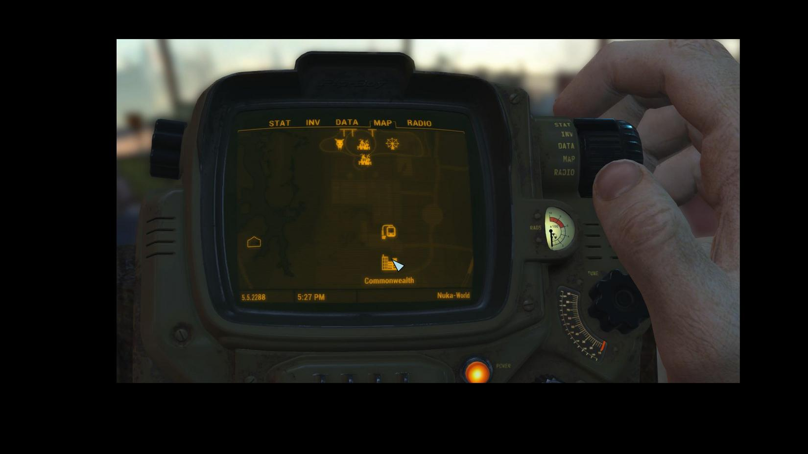 Fallout 4 How To Get Back To Original Map Simhq Forums