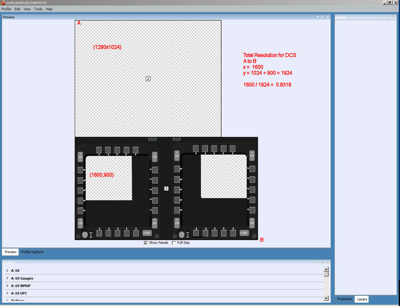 Basic Helios tutorial w/ RWR includes adding and toggling