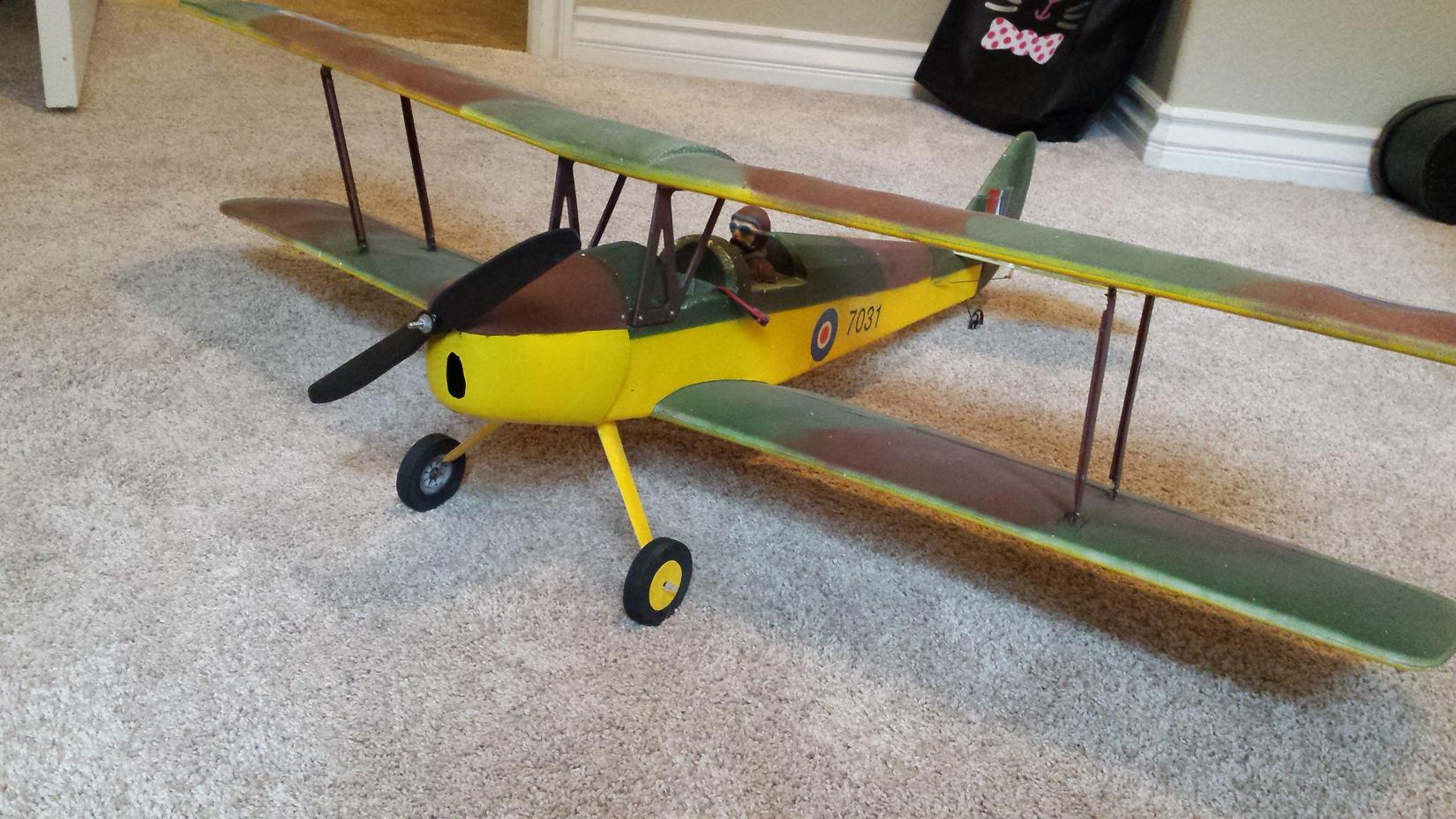 Selling some RC Planes and a Heli over at RC groups - SimHQ