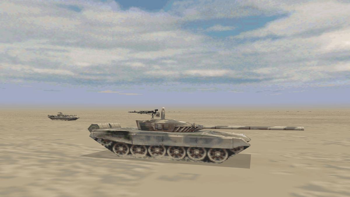 M1 tank platoon ii is still an extremely well-done and researched simulation, and is almost worthy of the name