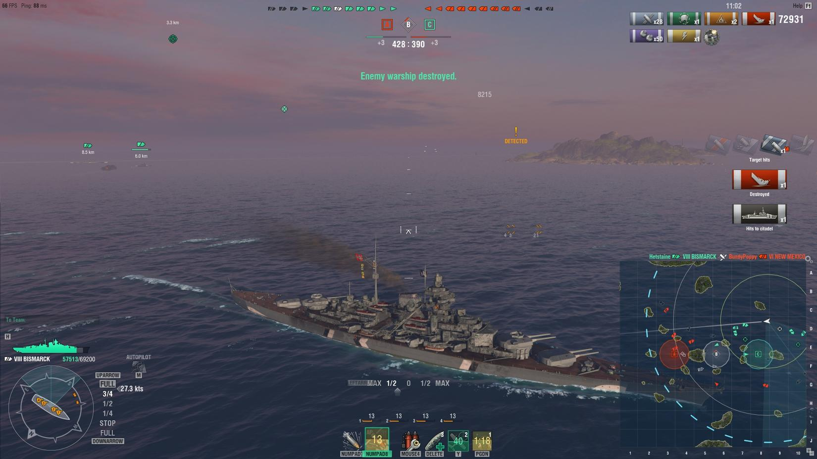 World of Warships - SimHQ Forums