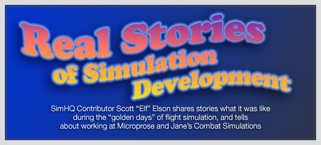 Feature: Real Stories of Simulation Development