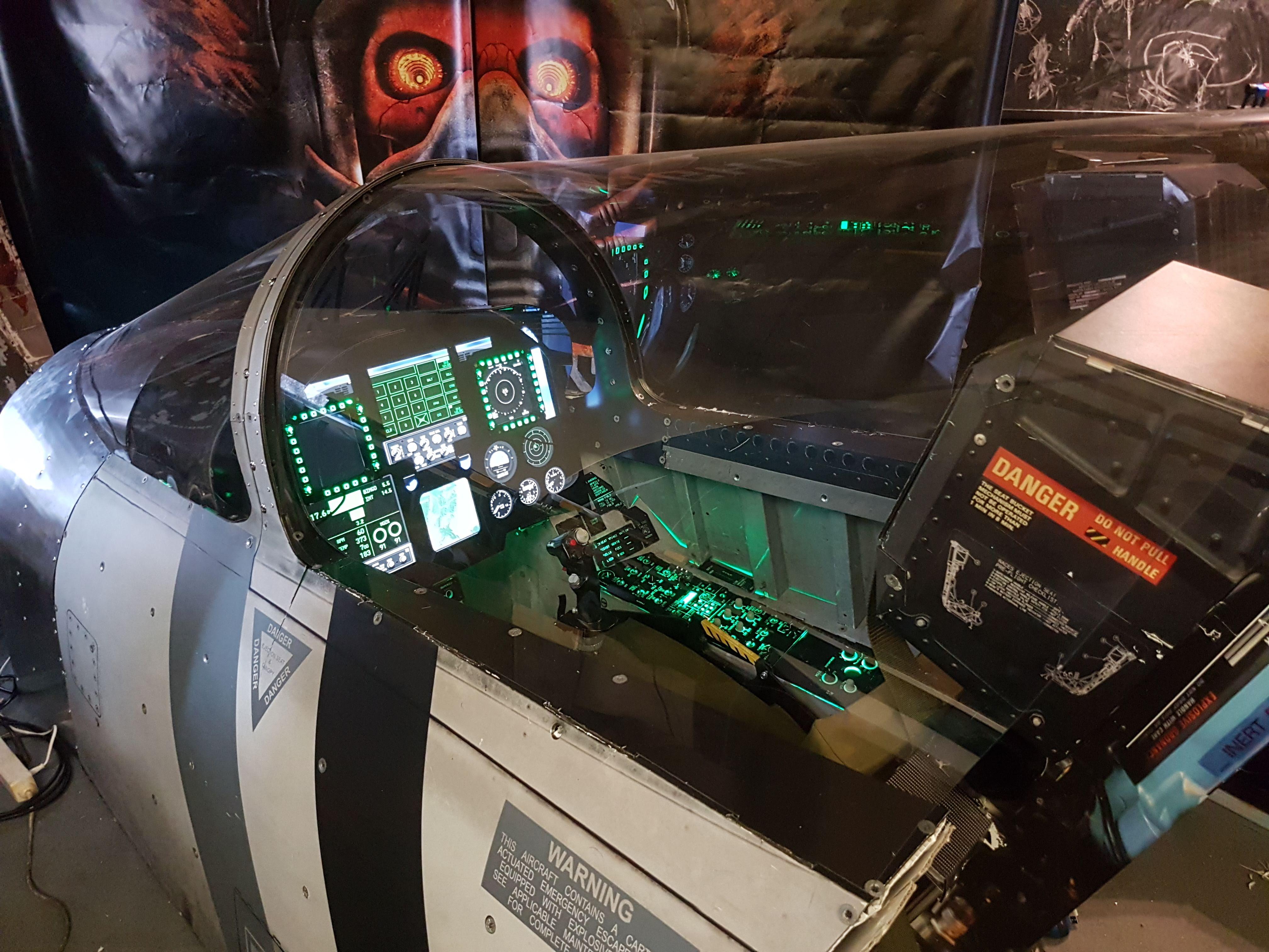 F-18 cockpit for sim!!! - SimHQ Forums