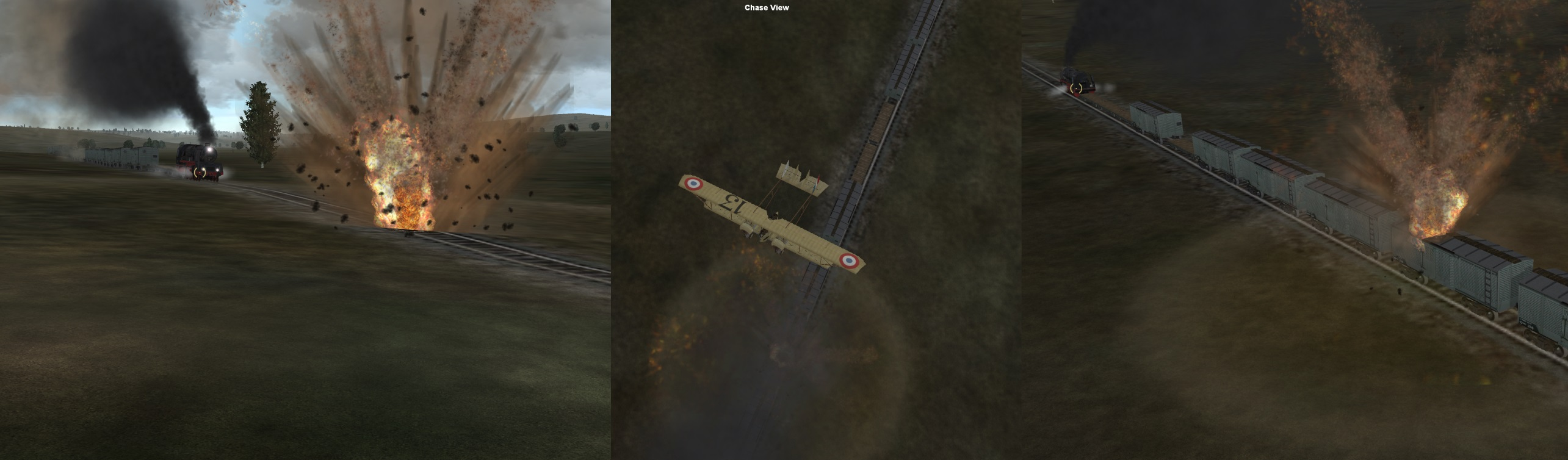 Bombing a Locomotive.jpg