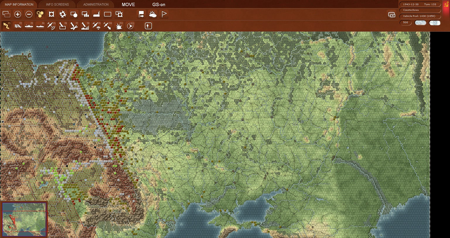 Gary Grigsby's War in the West AND East - SimHQ Forums