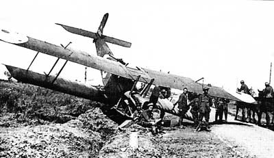 Attached picture RAF-RE8-Crash-WWI-British-Reconnaissance-Bomber.jpg