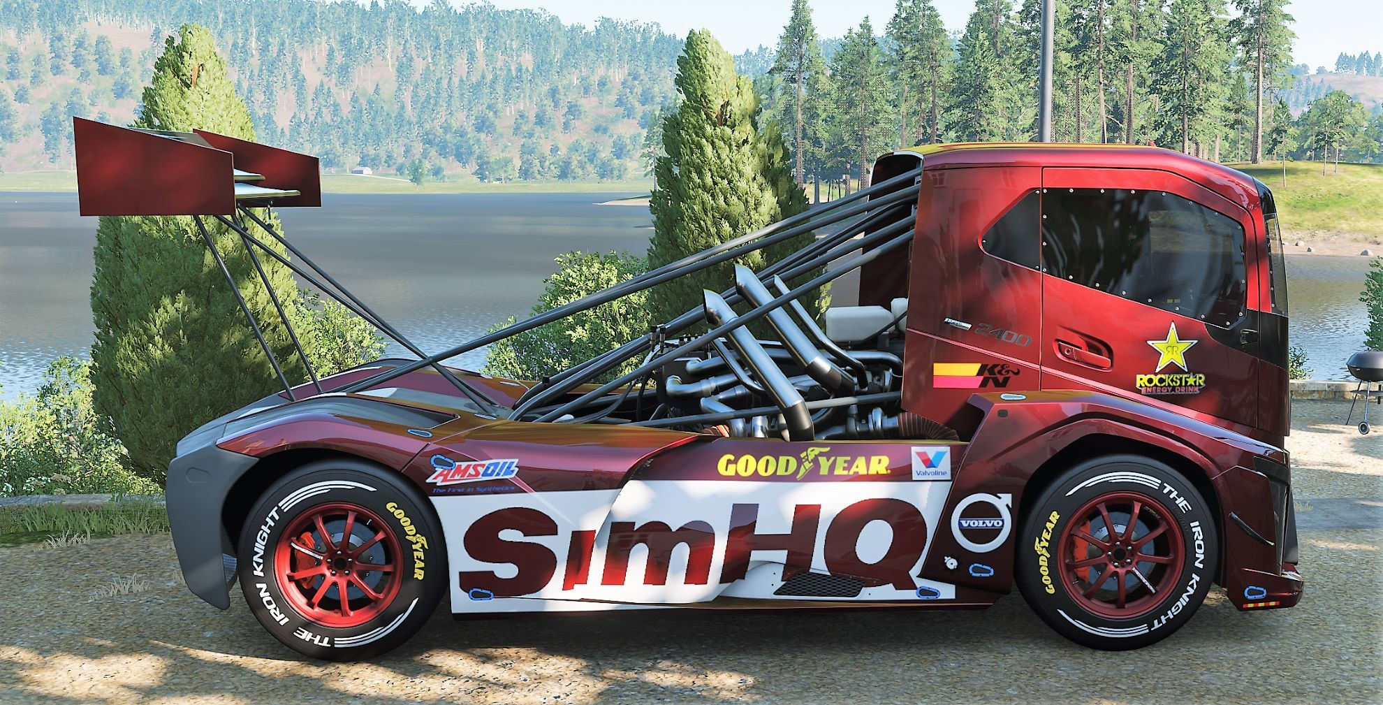 Volvo Iron Knight, Forza Horizon 4 - SimHQ Forums