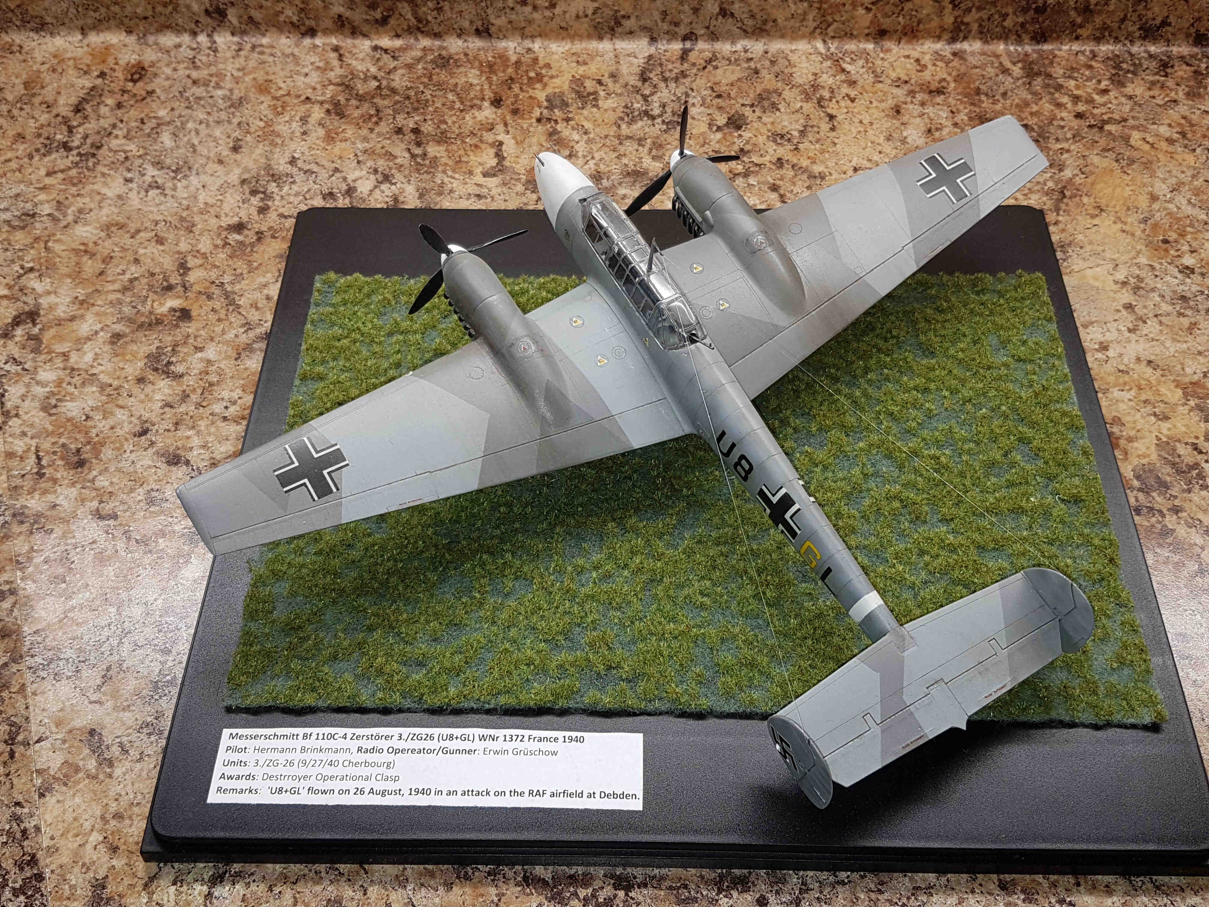 Attached picture Bf110-C4 1a.jpg