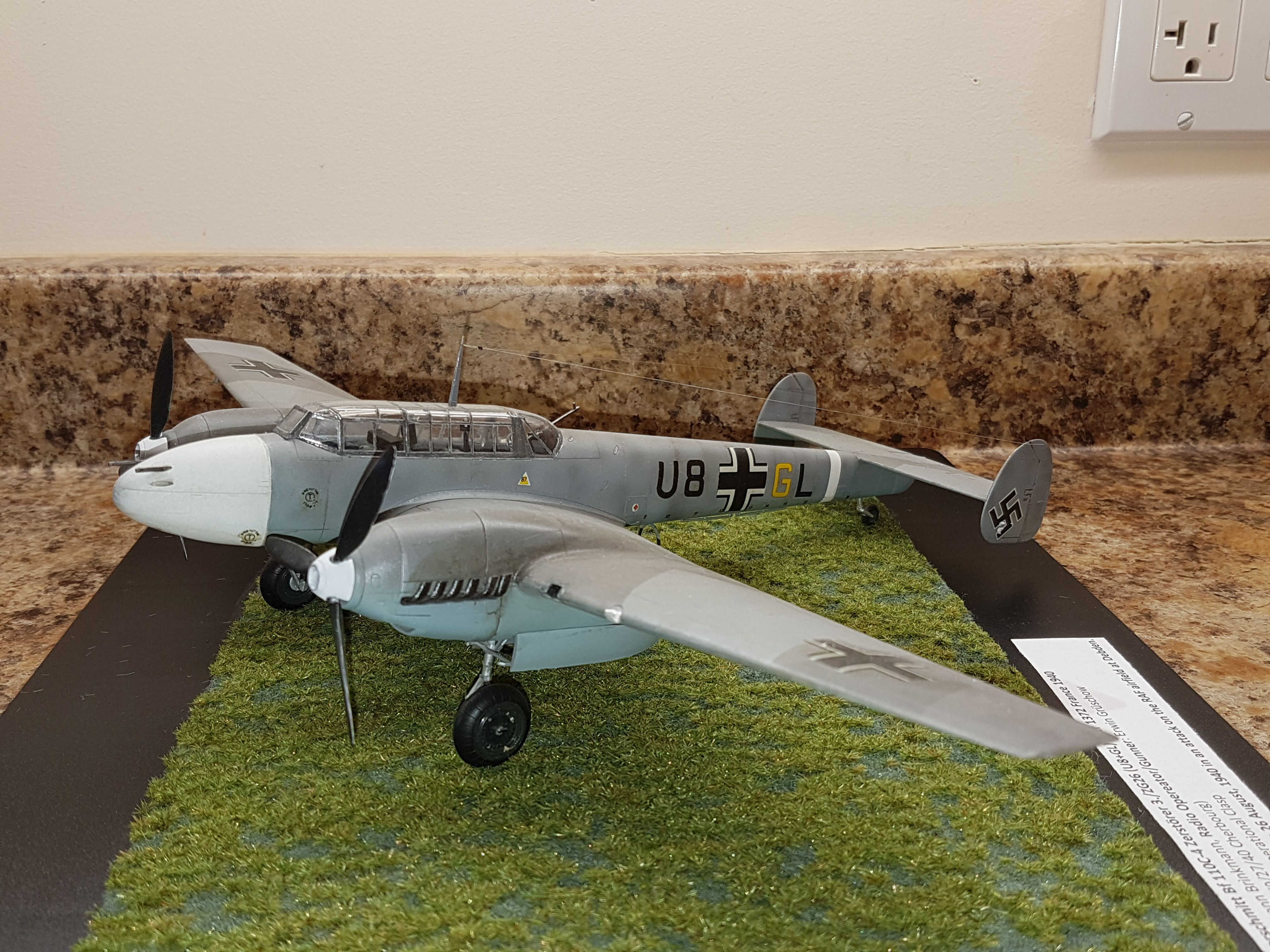 Attached picture Bf110-C4 2a.jpg