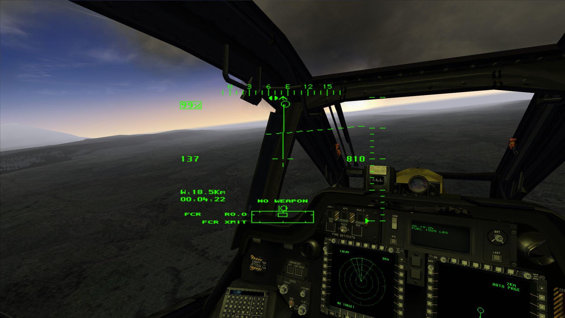 Apache 3d Cockpit? - SimHQ Forums