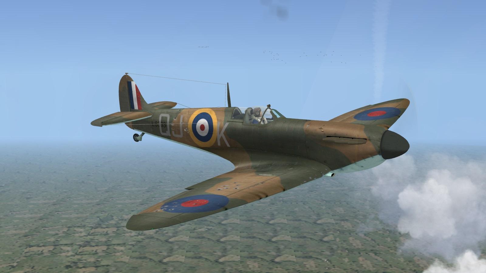 BoB2 screenshots - the RAF campaign - SimHQ Forums