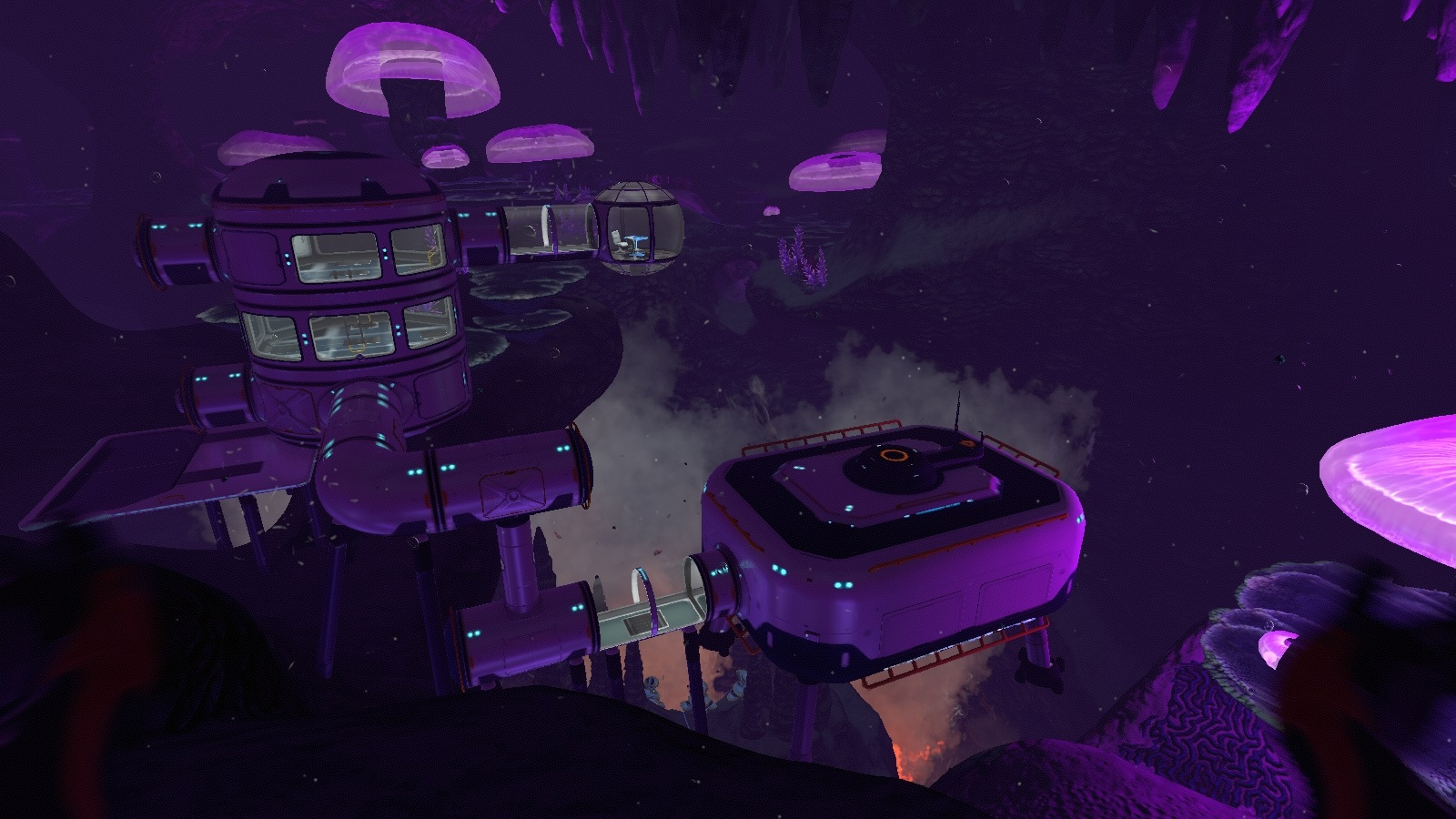 Subnautica Is Amazing And Frightening Simhq Forums This structure fulfils a different rle then the multipurpose room and is a bit smaller but very very helpful! subnautica is amazing and frightening simhq forums
