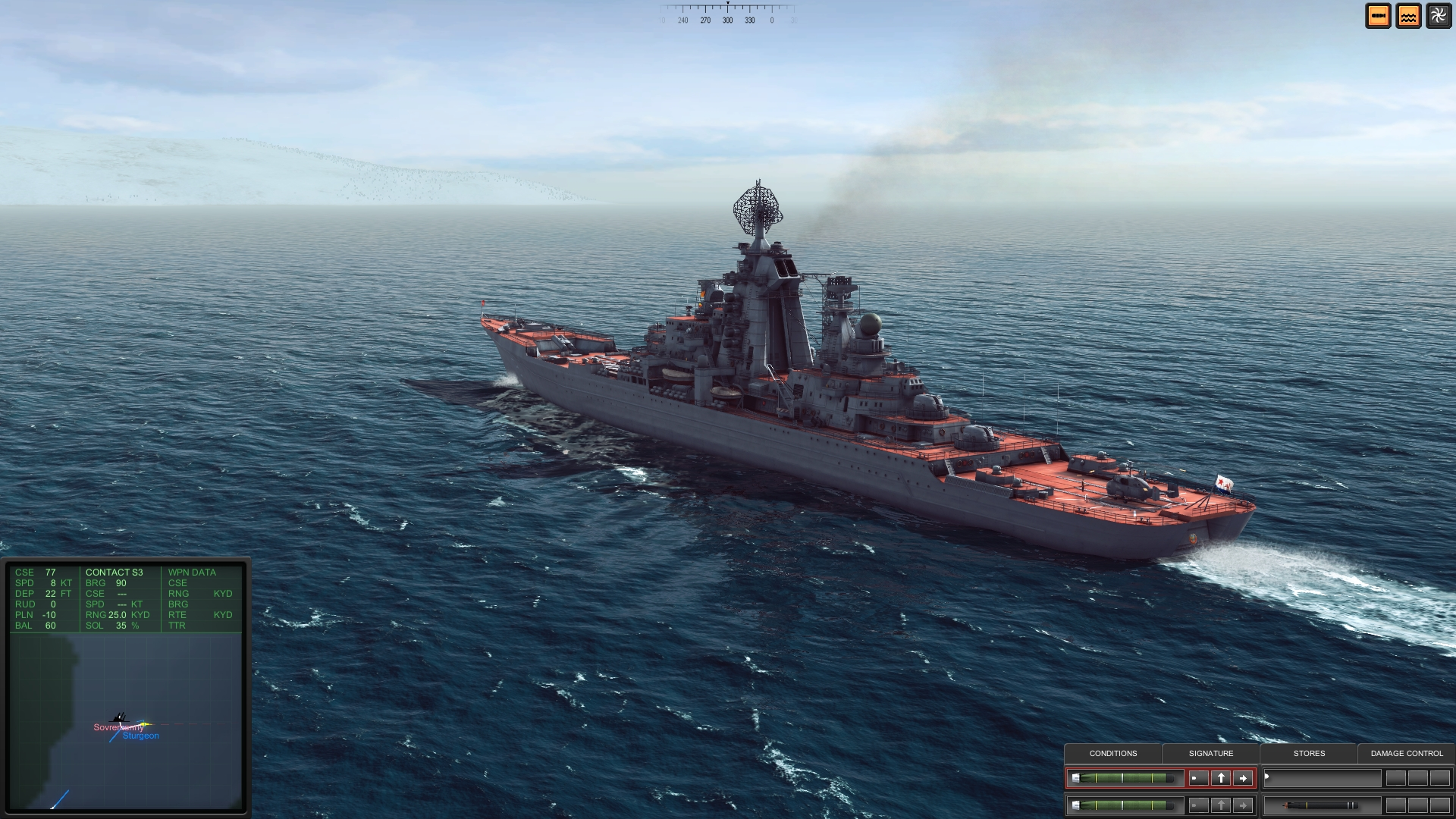 Cold Waters screenshots - SimHQ Forums