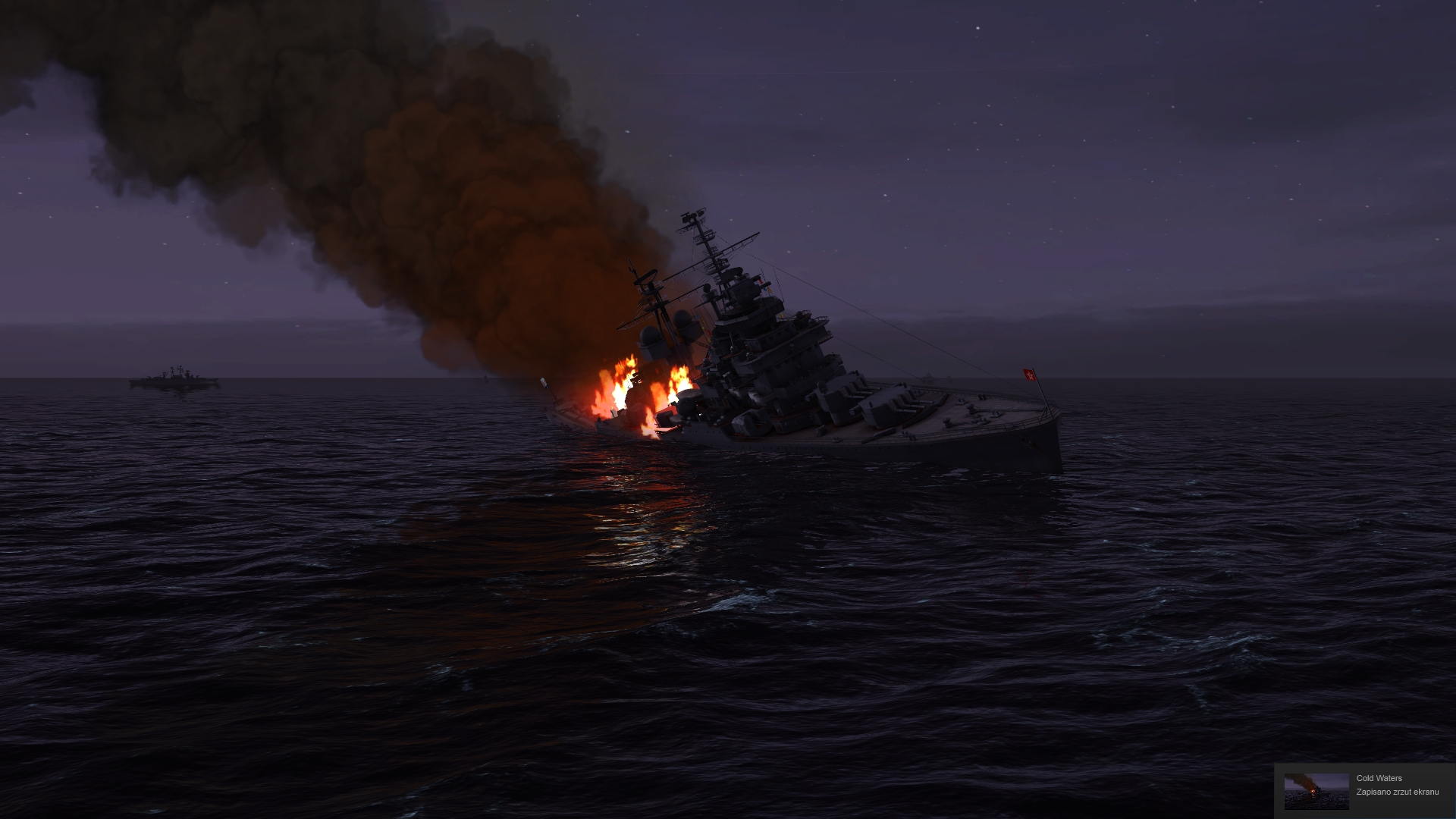 Cold Waters Mods
