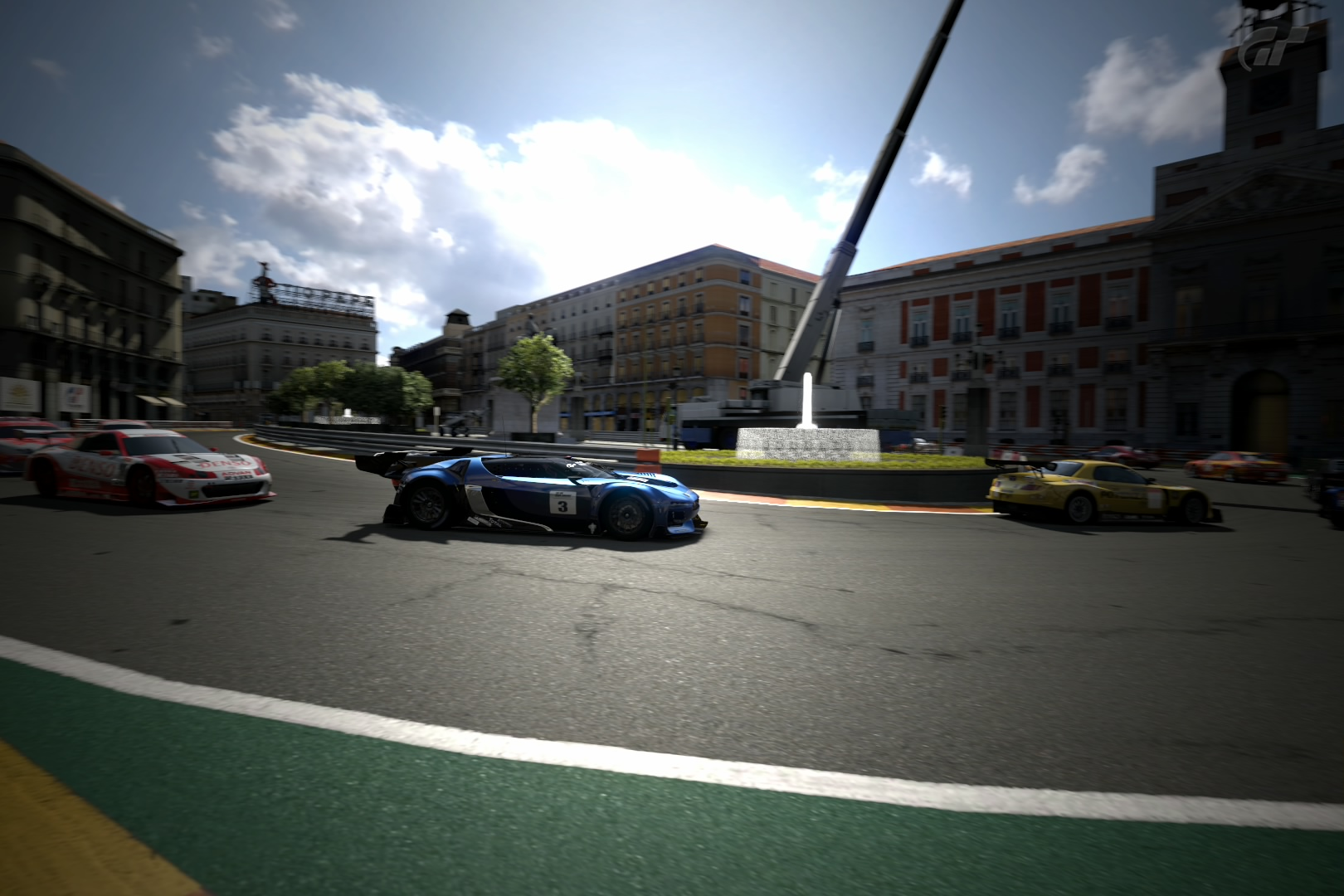 Circuito Wipeout Madrid : Citroen gt gran turismo simhq forums